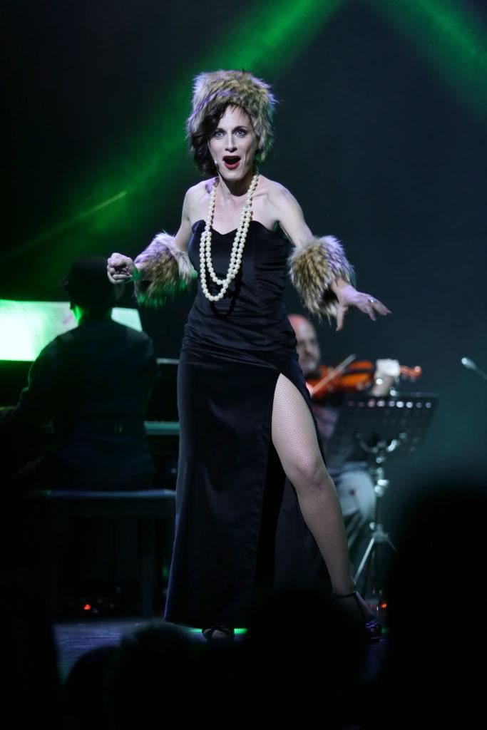 Broadway Baby , Solange Freyre